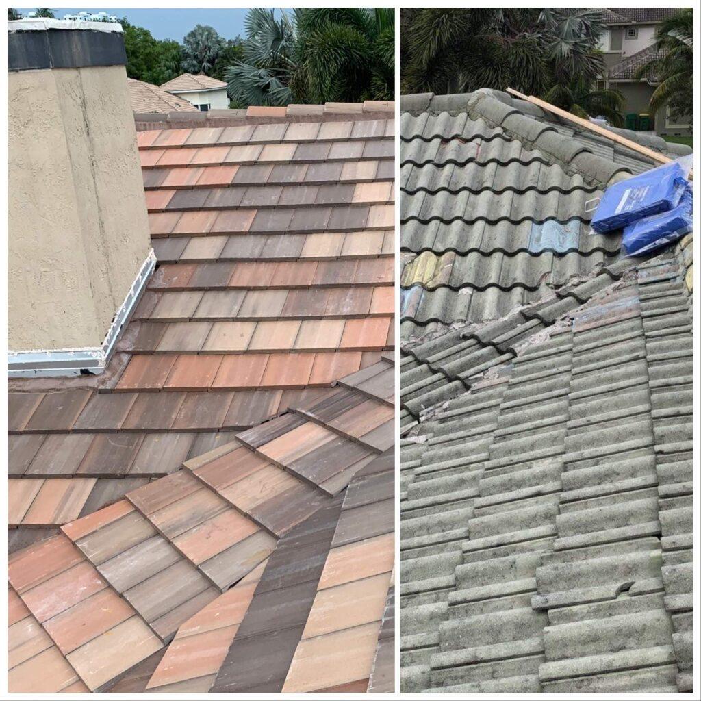 Roof repair tampa