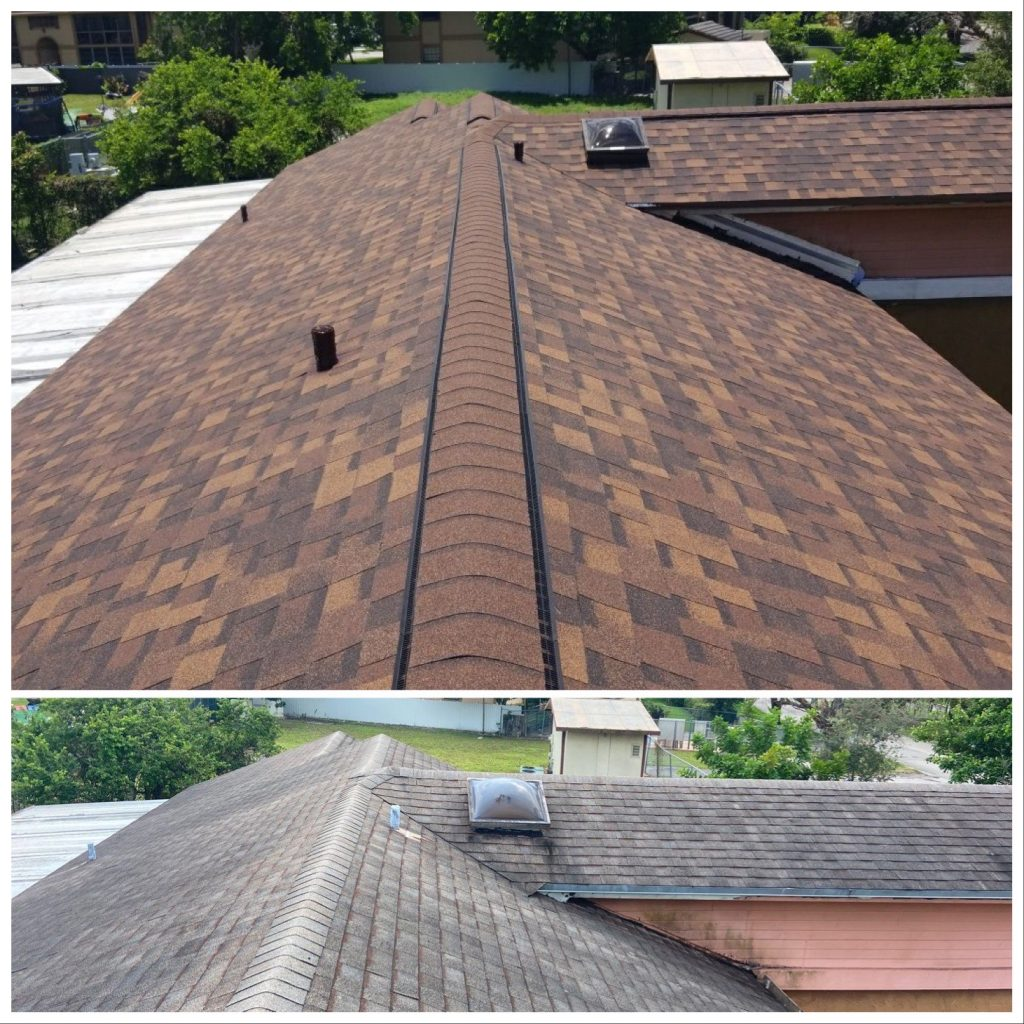 Wesley chapel roofing shingle replacement